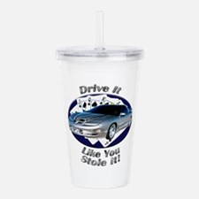PontiacTrans Am Acrylic Double-wall Tumbler