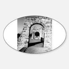 Arch within an arch. Decal