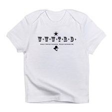Cute Funny martial arts Infant T-Shirt