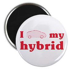 I Love My Hybrid Magnets (100 pk)