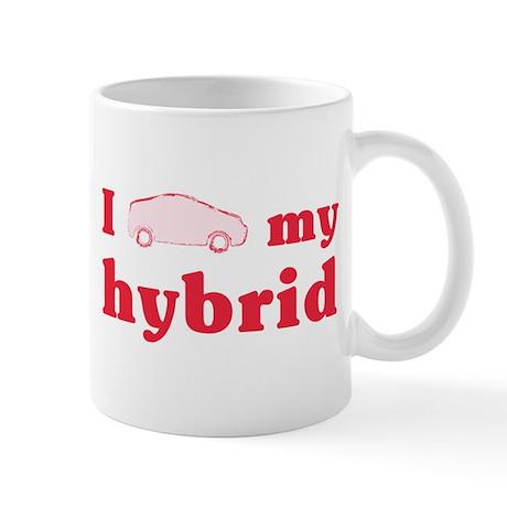 I Love My Hybrid Mug
