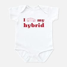 I Love My Hybrid Infant Bodysuit