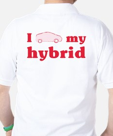 I Love My Hybrid T-Shirt