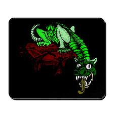 Perched Dragon Mousepad