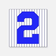 PINSTRIPES #2 Sticker