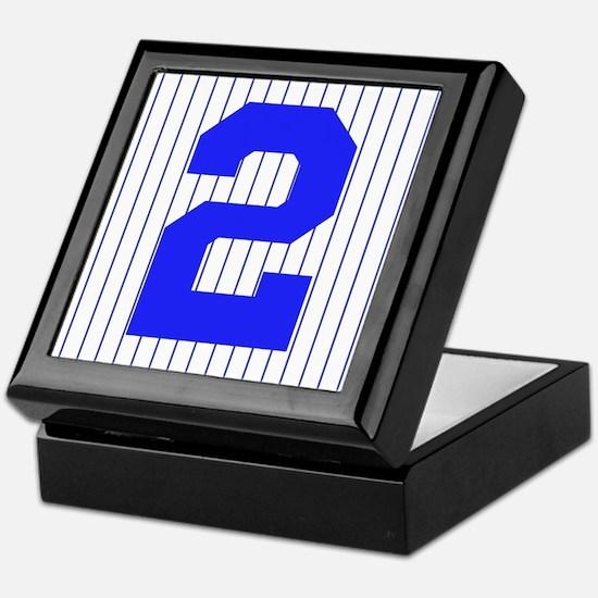 PINSTRIPES #2 Keepsake Box