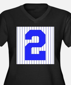 PINSTRIPES #2 Plus Size T-Shirt