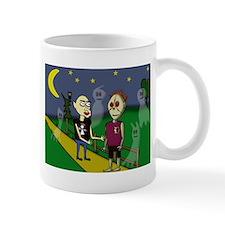 Halloween 4 Mug Mugs