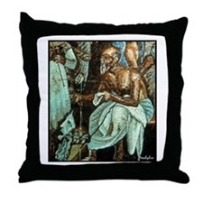 Aeschylus Throw Pillow
