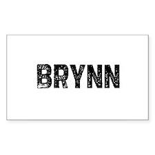 Brynn Rectangle Decal