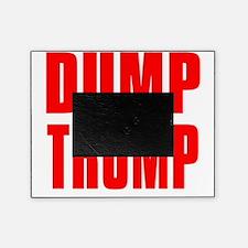 DUMP TRUMP Picture Frame