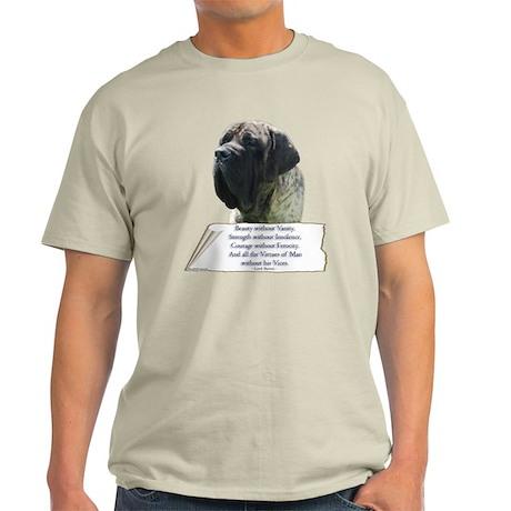 Brindle Tribute Light T-Shirt