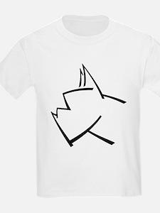 American Boxer Dog Logo T-Shirt