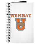 Wombat U III Journal