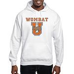 Wombat U III Hooded Sweatshirt