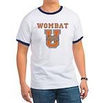 Wombat U III Ringer T