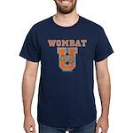 Wombat U III Dark Colored T-Shirt