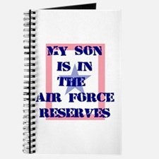 My son is in the Air Force Re Journal