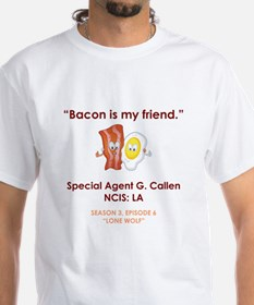 BACON IS MY FRIEND Shirt