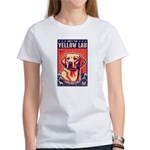 Obey the Lab! 1-sided Women's T-Shirt