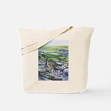 Cute Rose art Tote Bag