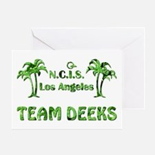 TEAM DEEKS Greeting Cards