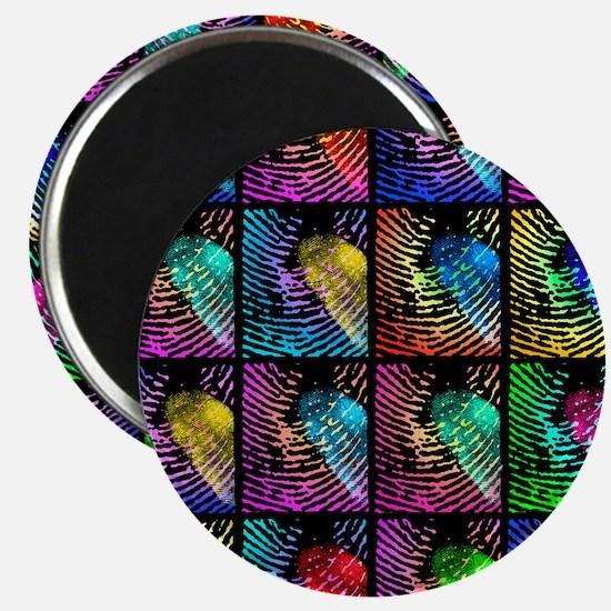 "Cute Styles 2.25"" Magnet (10 pack)"