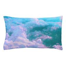 Cloudy Sky Impressionism Fine Art Pillow Case