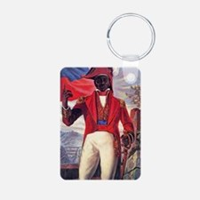 Toussaint Louverture Keychains