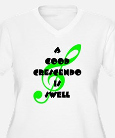 A Good Crescendo is Swell T-Shirt