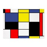 Mondrian 5x7 Rugs