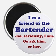 Bartenders Friend Magnets
