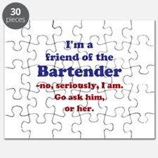 Bartenders Friend Puzzle