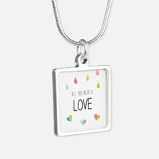 All you need is LOVE Necklaces