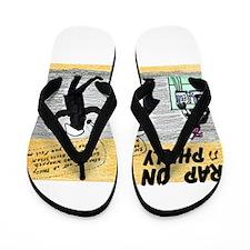 Rap On Philly Flip Flops