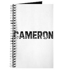 Cameron Journal