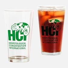 HCI LOGO Drinking Glass