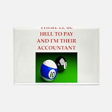 billiards joke Magnets