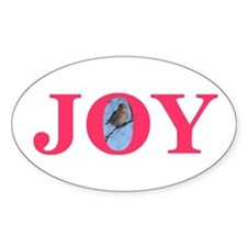 Joy Decal
