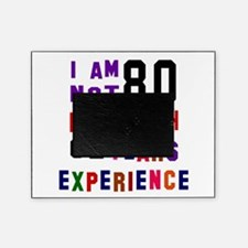 80 Birthday Designs Picture Frame