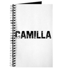 Camilla Journal