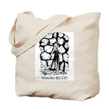 And More Talk Like a Pirate D Tote Bag