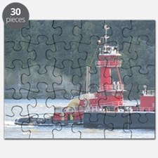 Tug Evening Light Puzzle