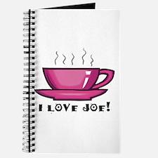 I Love Joe Journal