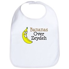 Bananas Over Zeydeh Bib