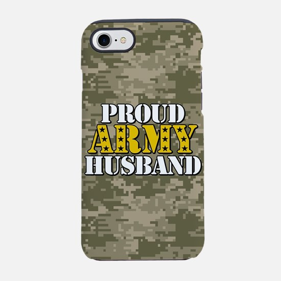 Proud Army Husband iPhone 8/7 Tough Case
