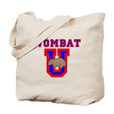 Wombat U II Tote Bag