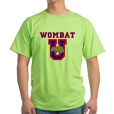 Wombat U II T-Shirt