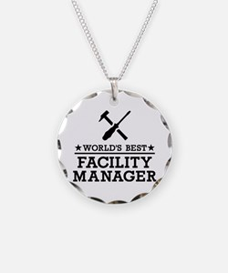 World's best Facility Manage Necklace