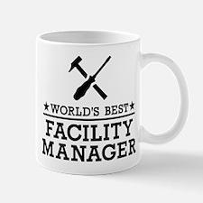 World's best Facility Manager Mug